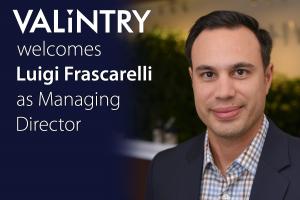Luigi Frascarelli Joins VALiNTRY360 as Managing Director