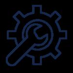 360 manufacturing -blu
